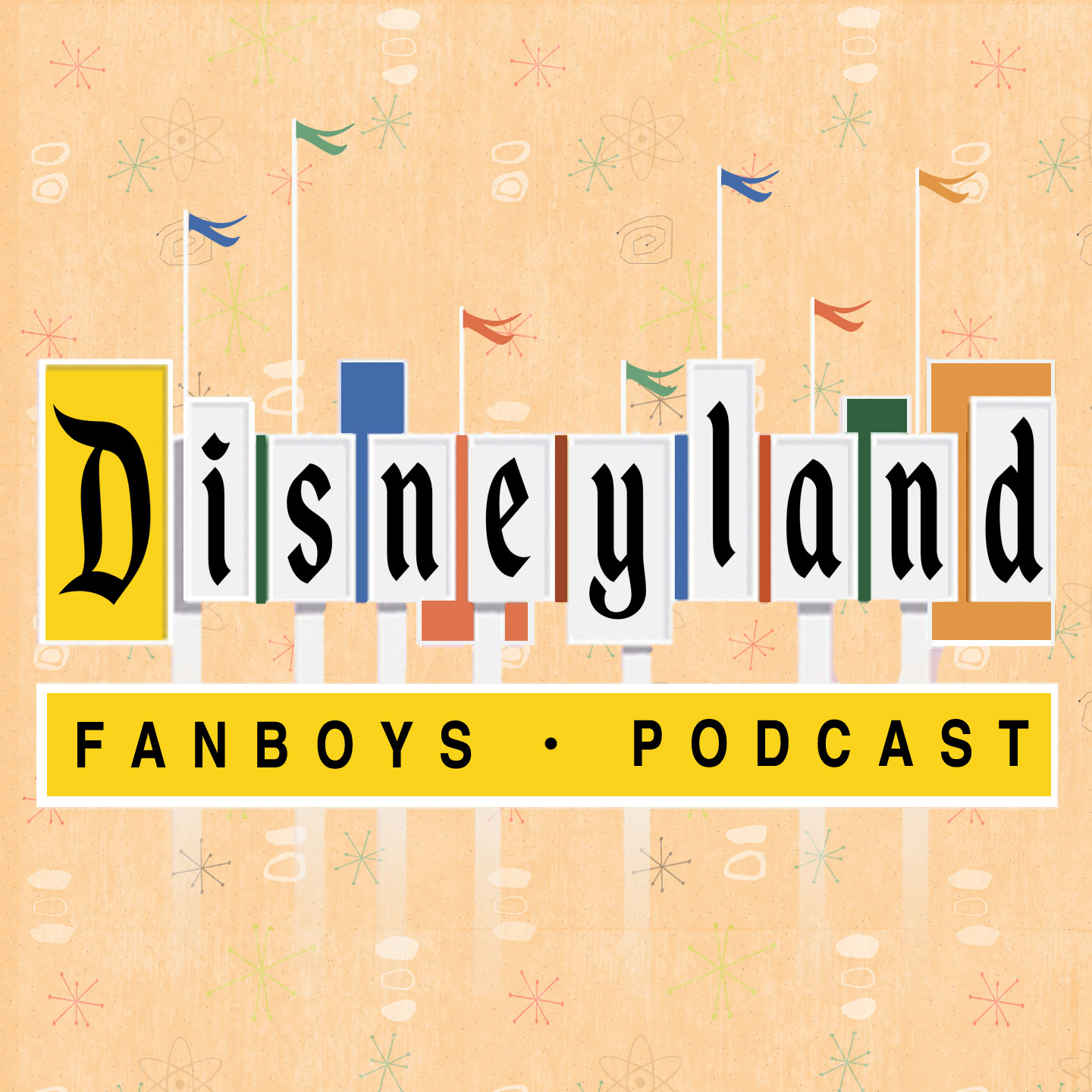 Disneyland Fanboys Podcast